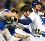 $147 Million Man Breaks Collarbone in Brawl