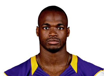 1. Adrian Peterson