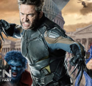 Enter to win X-MEN DAYS OF FUTURE PAST on Blu-ray!!