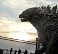 Enter to win GODZILLA on Blu-ray!!