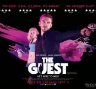 Scott Says THE GUEST is A Bad Ass, Immensely Entertaining Thriller!