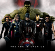 We Get Our First Look At Marvel's Avengers: Age of Ultron