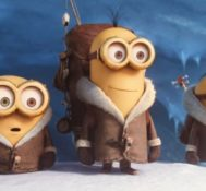 Steve Checks Out The First Trailer For MINIONS