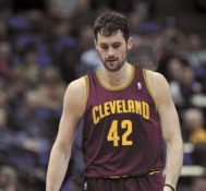 Who is Kevin Love rooting for?