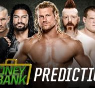 The Sportz Nutt brings you his WWE Money in the Bank predictions