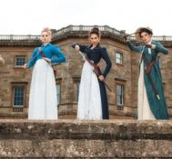 Claudio Says PRIDE AND PREJUDICE AND ZOMBIES Is A Surprisingly Good Time!