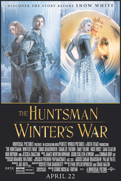THE HUNTSMAN Winters War OneSheet