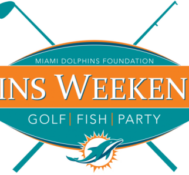 MIAMI DOLPHINS FOUNDATION FINS WEEKEND