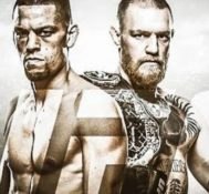 Fernando Watches Conor McGregor and Nate Diaz Break Records At UFC 202