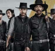Gisell Says THE MAGNIFICENT SEVEN Is Explosively Entertaining From Start To Finish.