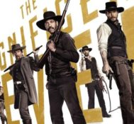 Ralph Says THE MAGNIFICENT SEVEN Is Riveting Entertainment.