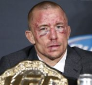 Fernando Wonders Why George St-Pierre and the UFC Can't Get Along?