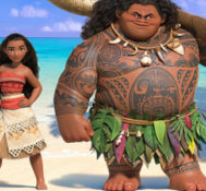 Gisell's Heart Gets Captured By Disney's MOANA