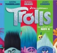 Gisell Says TROLLS Is A Humorous And Dizzying Spectacle