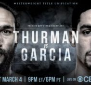 Fernando Says Thurman vs. Garcia Is A Welterweight Fight That Will Live Up To The Hype