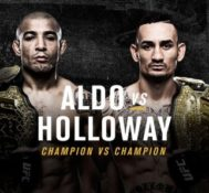 Fernando Talks UFC 212: Aldo vs. Holloway