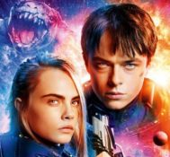 Gisell Says VALERIAN AND THE CITY OF A THOUSAND PLANETS Is Frustrating Summer Sci-Fi Escapism.