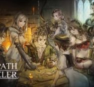 Evans Talks PROJECT OCTOPATH TRAVELER