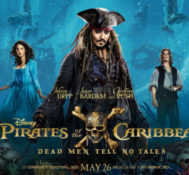 Steve Says PIRATES OF THE CARIBBEAN: DEAD MEN TELL NO TALES On Blu Is Nice And Clean