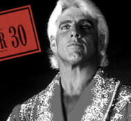 GILBERTO Shows His Love For Ric Flair In His Review Of NATURE BOY.