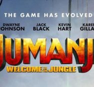 RALPH Says JUMANJI: WELCOME TO THE JUNGLE Is An Entertaining Ride.