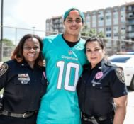 Kenny Stills named Miami Dolphins Nominee for Walter Payton NFL Man of the Year