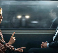 Kyle Says Liam Neeson Saves THE COMMUTER From Being A Train Wreck