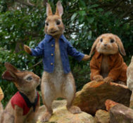 Kyle Says PETER RABBIT Is A Delightfully Fun Flick
