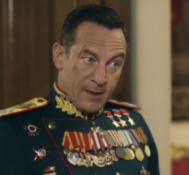 Kyle Talks THE DEATH OF STALIN With The Wonderfully Versatile JASON ISAACS