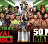 David Brings Us His Predictions For The Greatest Royal Rumble