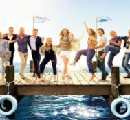 Dan Says MAMMA MIA: HERE WE GO AGAIN Is A Good, Not Great Film.