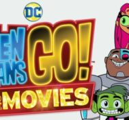 PHOENIX: Be Among The First To See TEEN Titans GO! To The Movies!!