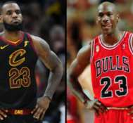 The Sportz Nutt Wonders If LeBron Really Is The GOAT