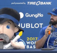 Team Israel's Cody Decker Interview
