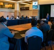 Miami Dolphins in Partnership with Athlete Transition U Host 2019 Dolphins Business Combine